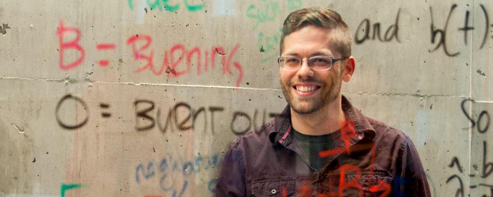 Statistics Professor Jeff Andrews Profile Photo