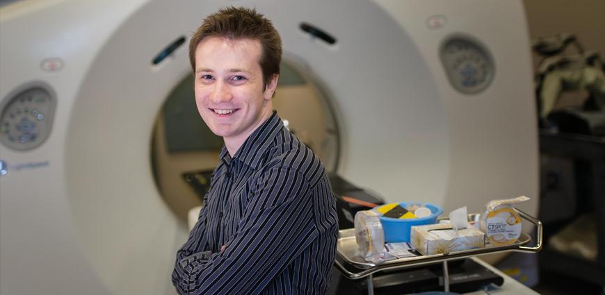 Andrew Ogilviy Medical Physics Headshot