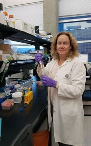 UBC study links specific chromosome to radiation-induced pulmonary fibrosis