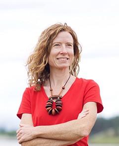UBC Professor Lael Parrott