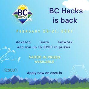 UBC Okanagan's 24-hour premiere hackathon returns for second year